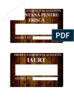 FRISCA IAURT