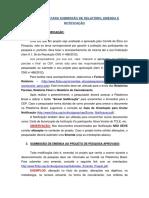 Instrucoes Submissaorelatorio Emenda Notificacao