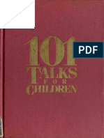 101 Talks for Children - Marianne J. Shamton