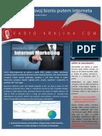 Ponuda Za Oglašavanje Radio Krajina.com