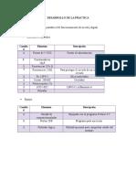 Desarrollo de La Práctica Con Lcd y Pic