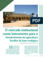 Artigo Mercado Institucional