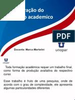 estruturação do trabalho academico.ppt