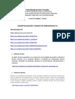 Documento de Soporte Sobre Las TIC - X SEMESTRE