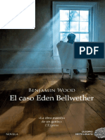 El Caso Eden Bellwether (Spanis - Benjamin Wood