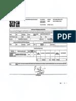 Certificado Disp. Pres
