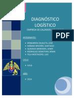 Diagnostico Logistico de La Empresa Jaguar