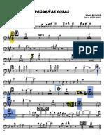 Pequeñas Cosas - Trombone 1
