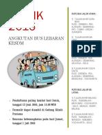 Info Bis Lebaran 2016
