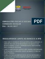OBRIGAÇÕES FISCAIS E SOCIAIS DO CONSELHO ESCOLAR.pptx