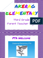 2017 parent-teacher night