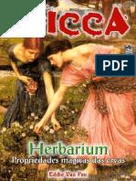 Eddie Van Feu - Wicca - Herbarium - Propriedades Mágicas Das Ervas