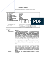 CS2013 Final Report | Graduate School | Association For