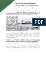 Importancia Transporte Maritimo Colombia 10 C.I