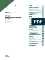 InfoPLC Net s71500 System Manual Es-ES Es-ES
