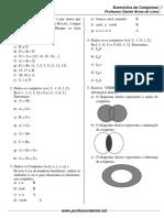 Exercícios de Conjuntos - 2docx
