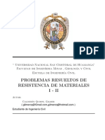 Problemas resueltos de Resistencia de Materiales I – II.pdf