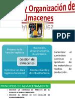 Gestión y Organización de Almacenes