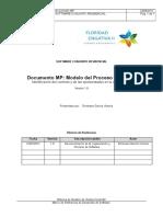 Plantilla Modelo Del Proceso Software Erminson