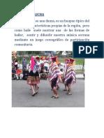 Danzas Tipicas Del Cusco