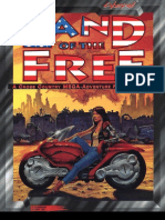 CP3231 - Cyberpunk 2020 - Land of the Free