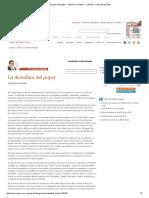 La dictadura del paper __ Guillermo Hurtado __ La Razón __ 6 de junio de 2016