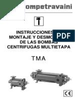 B27 Desmontaje bomba multietapa