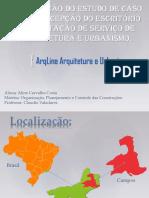 Elaboração do Estudo de Caso para Concepção do.pptx