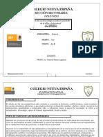 Planeacion Anual Quimica 11-12