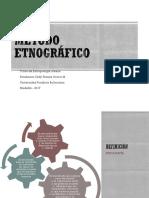Método etnográfico