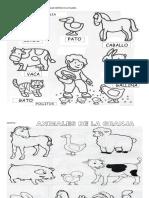 Identificar Animales de La Granja AGOSTO 2017