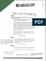 CIA Govt Report of