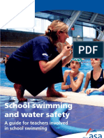 School Swimming Learn to Swim Safety Guide