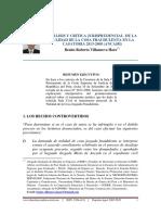 Dialnet-AnalisisYCriticaJurisprudencialDeLaNulidadDeLaCosa-5496841
