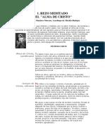 REZO DE LA ORACION  ALMA DE CRISTO MEDITADA.pdf