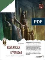 D&D 4E - Escalas de Guerra - 01 Resgate em Rivenroar - Biblioteca Élfica.pdf