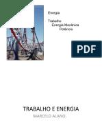Trabalho, Energia e Potencia Nono Ano