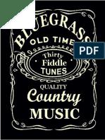 Repertório de Música Country