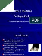 2010Politicas y Modelos Seguridad