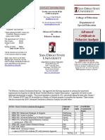 Behavior Analysis.03461 BCBAbrochure