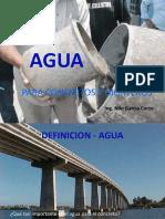 Agua Para Concreto 2017 i