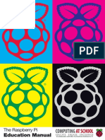 Raspberry Pi Education Manual Indice