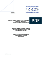 Conocimientos Ingeniería 1ra. Parte