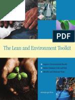 EPA Lean Enviro Toolkit