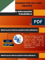 Sistema de Informacion Estrategicos