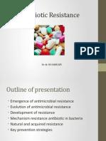 Resistensi Antibiotik