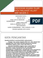 makalah P.A.I.