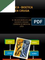 Etica en Cirugia