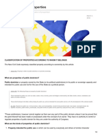 Realestatelawyer.com.Ph-Classification of Properties