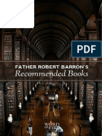 Fr Barrons Recommended Books